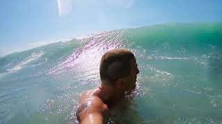 Have fun with waves