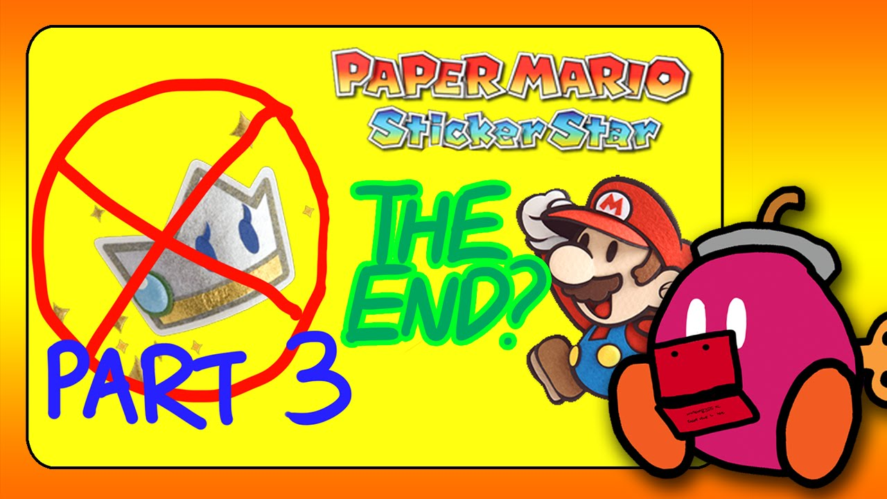 I can't beat the final Bowser battle in Paper Mario 64. Help?
