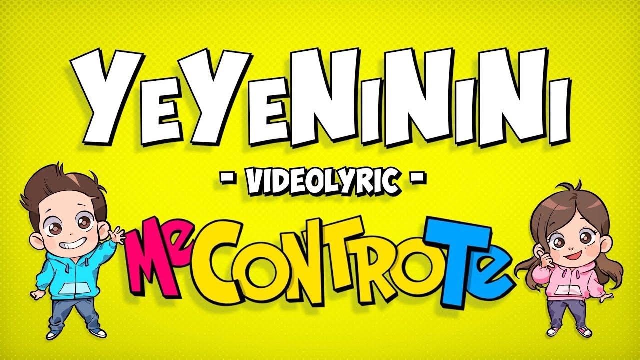 Me contro Te - Ye Ye Ni Ni Ni Ni (Testo) - YouTube