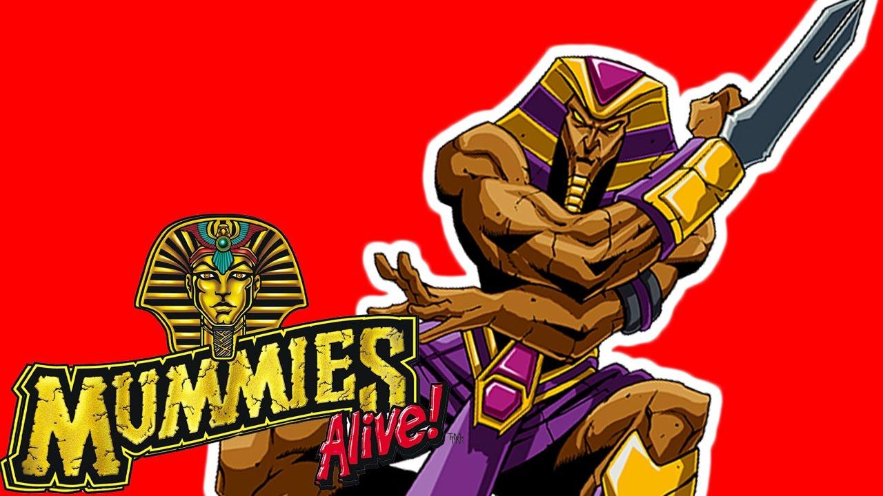 Download Mummies Alive!   Sleepwalk Like an Egyptian   HD   Full Episode
