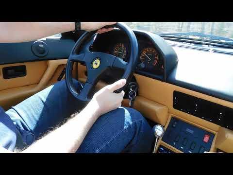 1993 Ferrari Mondial t Valeo