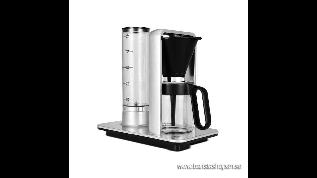 Wilfa Precision Coffee Maker Not Working : Wilfa Presisjon WSP-1A coffee brewer - brand new detailed instruction / technical info video ...