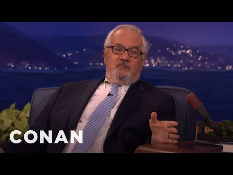 """Barney Frank Would Ban """"House Of Cards""""  - CONAN on TBS"""