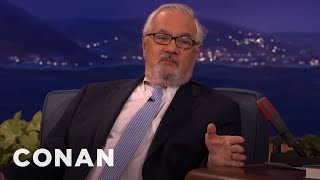 "Barney Frank Would Ban ""House Of Cards""  - CONAN on TBS"