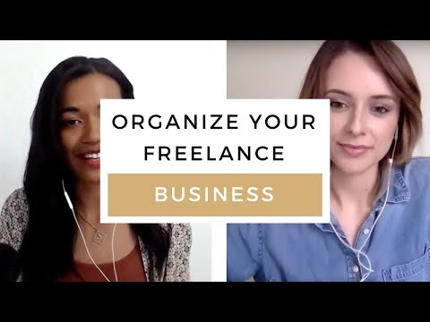How To Organize & Streamline Your Web Design Business