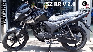 2018 Yamaha  SZ RR V2.0 | most detailed review | features | mileage | specifications !!!