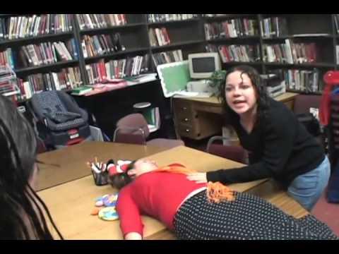 Brenda's Bad Day (English with Sound & Light Movie)