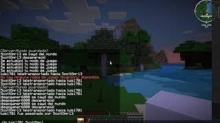 youtubers novatos minecraft cap : 1 parte 1