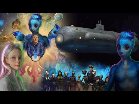 Human Experiment: ET Super Federation, Blue Avians, Anshar, Secret Space Programs & The Law of One