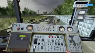 Samara Metrostroi ●81-717 MVM