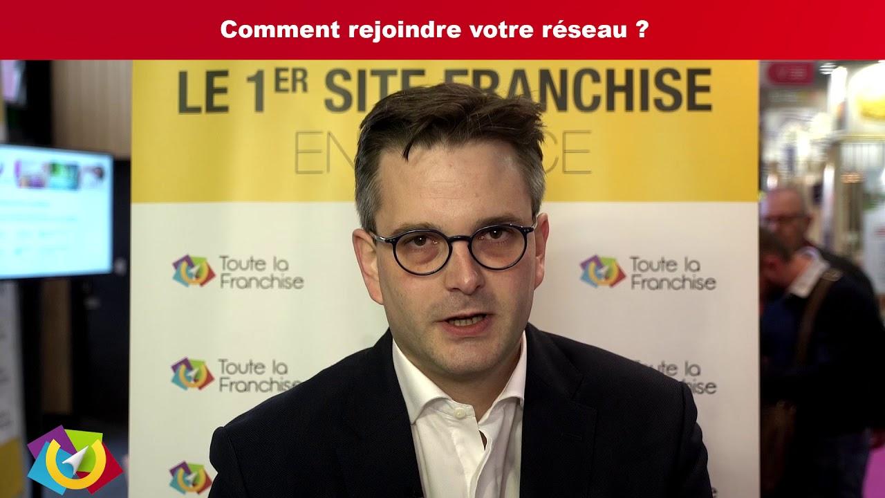 Charles dorémus directeur général du réseau au bureau youtube
