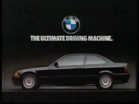Bmw 3 Series Commercial Bmw E36 325is 1992 Youtube