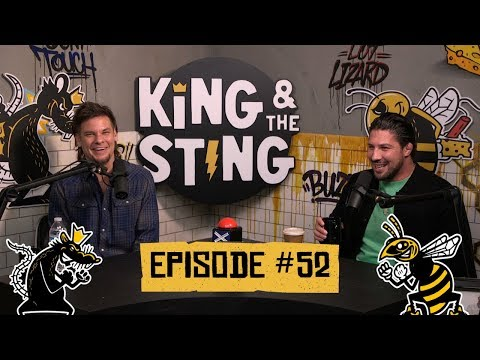 Rodney King Of The Hill | King And The Sting W/ Theo Von & Brendan Schaub #52