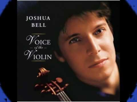 Joshua Bell - Song to the Moon