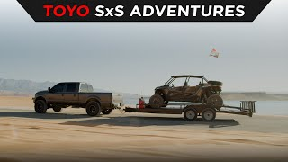 homepage tile video photo for TOYO TIRES | WEEKEND ADVENTURES | [4K]