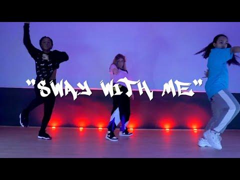 Sway With Me By Saweetie & GALXARA | Choreo By Casie Tynee Goshow