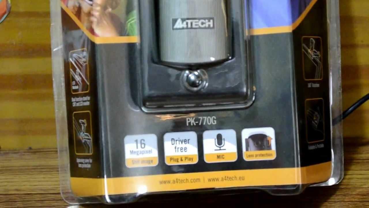 A4Tech PK-770G Download Driver