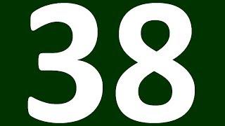 АНГЛИЙСКИЙ ЯЗЫК ДО ПОЛНОГО АВТОМАТИЗМА С САМОГО НУЛЯ  УРОК 38 УРОКИ АНГЛИЙСКОГО ЯЗЫКА