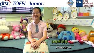 Publication Date: 2018-11-01 | Video Title: TOEFL Junior® @ 循理會美林小學 學生訪問