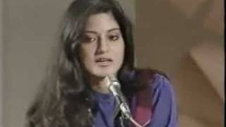 Nazia Hassan: Not Interested In Acting (Rare Clip) thumbnail