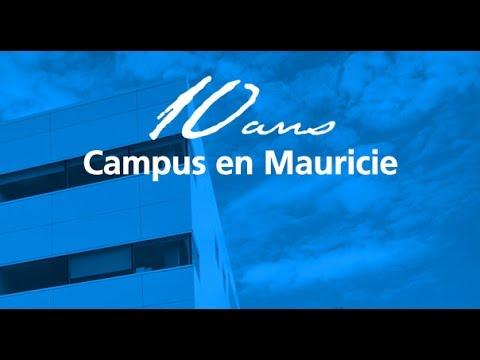 Présentation du Campus en Mauricie de la Faculté de médecine
