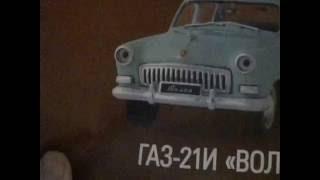 СМЗ С3 Д (МОТОКОЛЯСКА) 1/43 АЛ СРСР №70