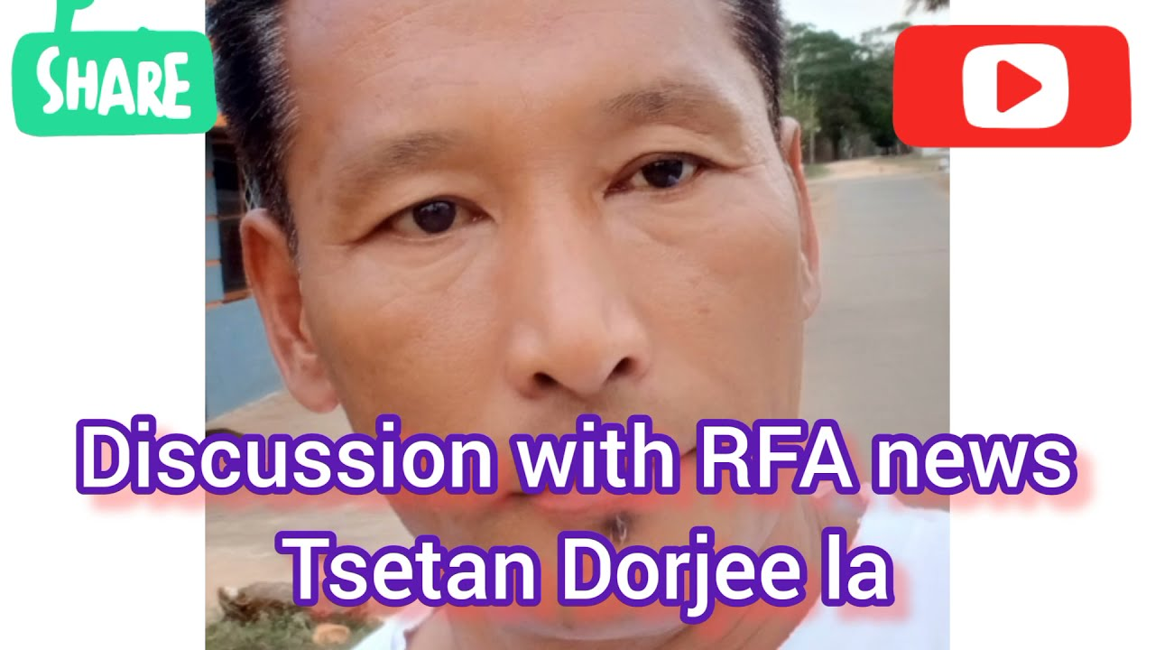 Download Discussion with RFA news Tsetan Dorjee la @Orissa lharden Hunsur (Vlogger)