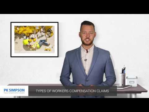 Work Injury Compensation Claims NSW