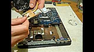 видео Ноутбук Sony Vaio SVS1312E3R/P (Intel i3-3110M 2400МГц / 4096МБ / 500ГБ / Intel GMA HD 4000 / розовый)