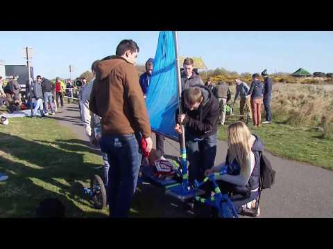 RGU Land Yacht Race 2014