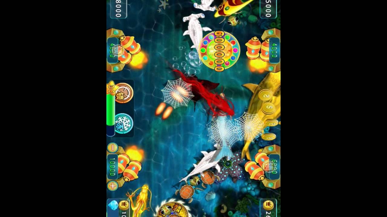 Hack game bắn cá offline 4 người.