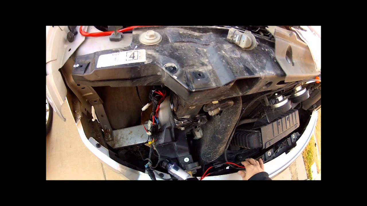 F150 Hid Ballast Wiring Diagram Worksheet And With Relay 2012 Install Youtube Rh Com 400w Metal Halide