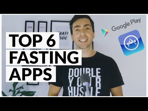 TOP 6 Apps for FASTING (IF incl.)! And a bonus...
