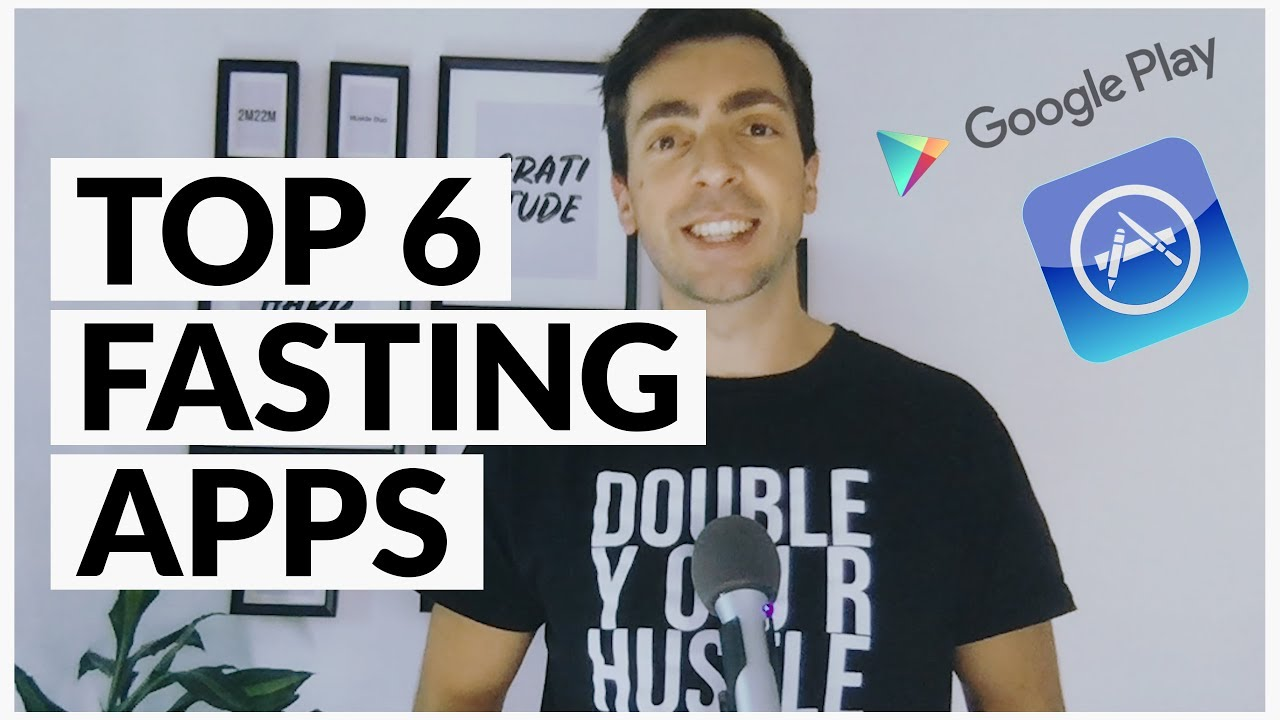 Top 6 Intermittent Fasting Apps || 21 Day Hero