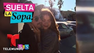 Ricky Montaner apoya a su novia Sofía Reyes en su carrera musical | Suelta La Sopa | Entretenimiento Video