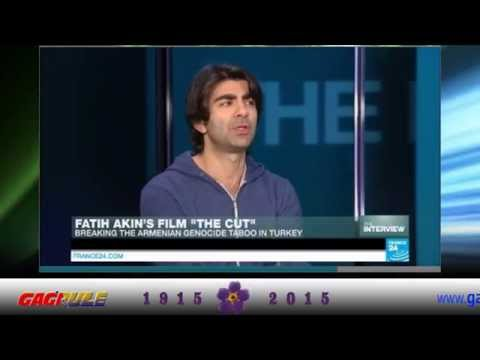 "Video Interview Turkish Director Fatih Akin film on Armenian genocide ""The Cut"""