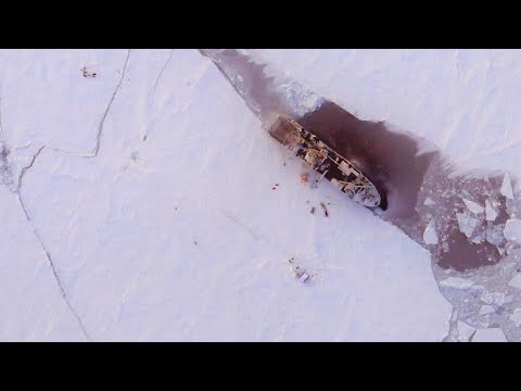 NASA | Rendezvous with an Ice-Bound Vessel
