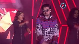Jonathan Moly  Bryant Myers  Mike Bahia  Andy Rivera - Premios Pepsi Music 2018