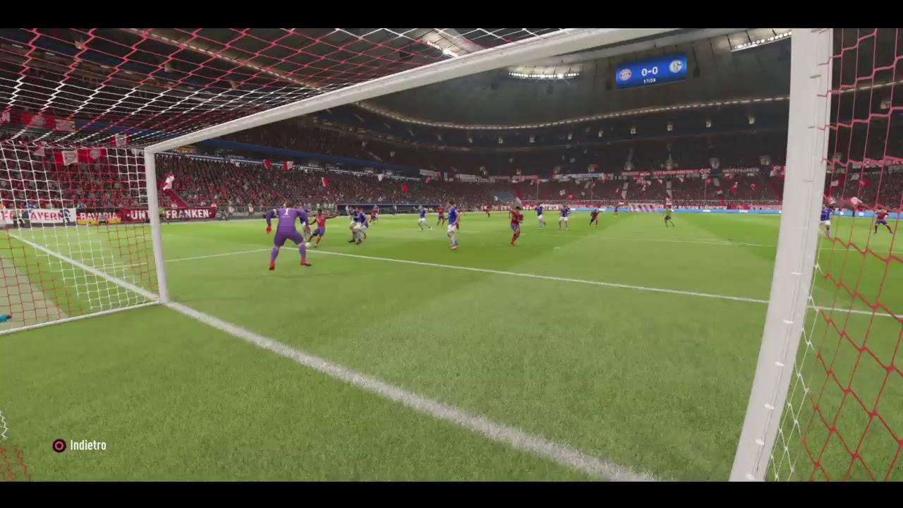 S13 - semifinale DFB-Pokal: Bayern Monaco 1-4 Schalke 04 - YouTube