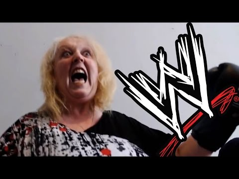 WWE Birthday Punches
