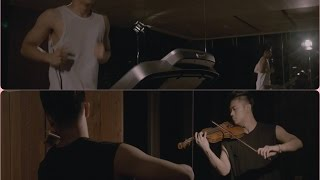 Kevin Liao 廖柏雅【Cold Water】VIOLIN COVER
