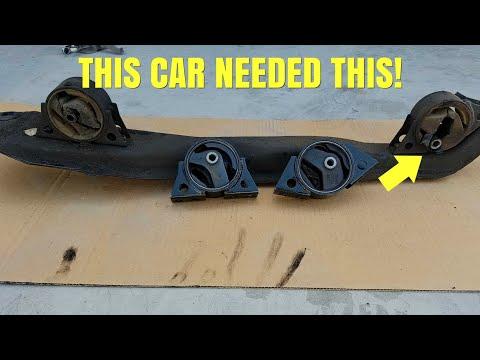Nissan/Infiniti Motor Mount Replacement! Infiniti G20,Sentra, Maxima,Altima Motor Mount Replacement!