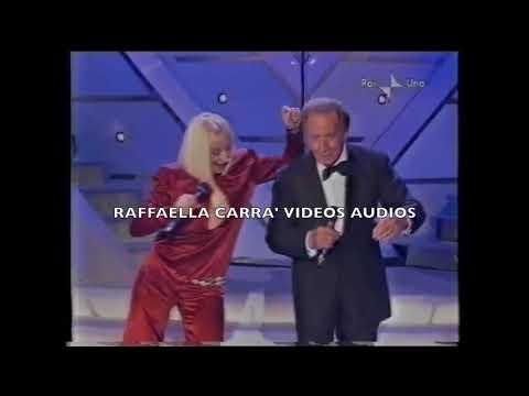 Mike Buongiorno al festival di Sanremo 2001