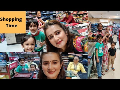 VLOG / Shopping Time / SWATI BHAMBRA