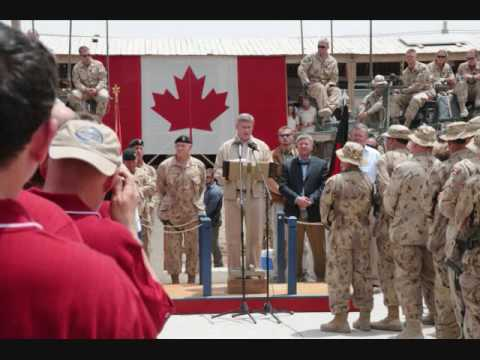 A Song for Our Canadian Troops - Lest We Forget