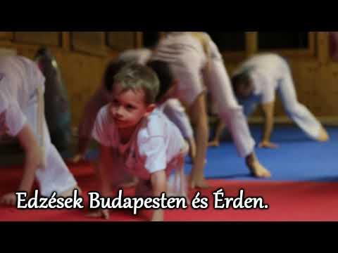 Eddz velünk Te is! I Capoeira Brasil Budapest