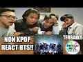 BTS - DNA AMA PERFORMANCE LIVE REACTION ( SEJARAH BARU PER KPOPAN!! )