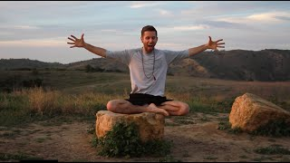 Inner Demon Meditation - A Guided Energy Cleanse With Woody Woodrow