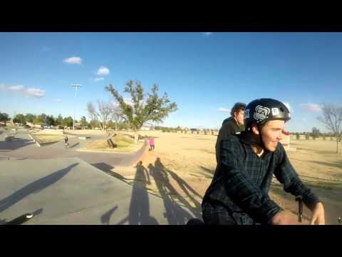 GoPro BMX Park Odessa Texas
