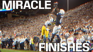 College Football Miracle Finishes (Part 3)